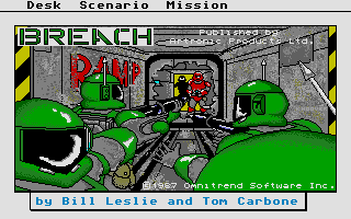Thumbnail of other screenshot of Breach