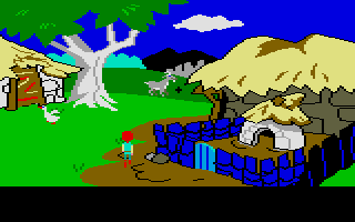 Thumbnail of other screenshot of Black Cauldron, The