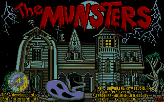 Screenshot of Munsters, The