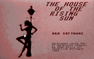 Screenshot of House of the Rising sun, The