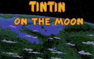 Thumbnail of other screenshot of TinTin on the Moon