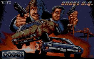 Screenshot of Chase H.Q.