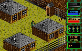 Screenshot of Last Trooper, The
