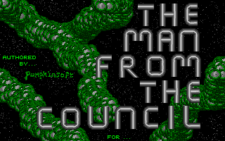 Screenshot of Man from the Council, The