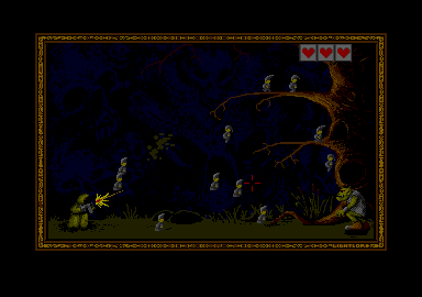 Screenshot of Tomtar