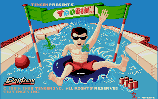 Thumbnail of other screenshot of Toobin'