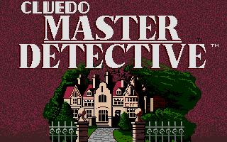 Screenshot of Cluedo Master Detective