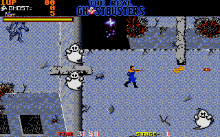 Screenshot of Real Ghostbusters, The