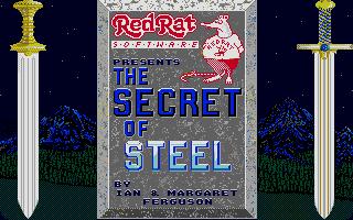 Screenshot of Secret of Steel, The
