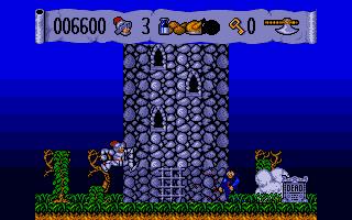 Screenshot of Sword & The Rose, The