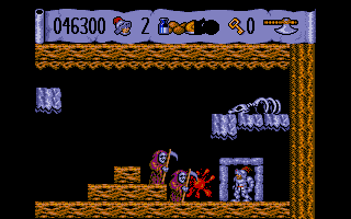 Thumbnail of other screenshot of Sword & The Rose, The