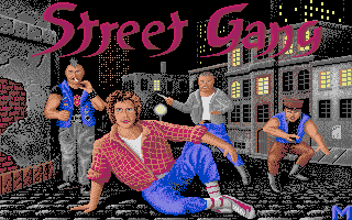 Thumbnail of other screenshot of Street Gang