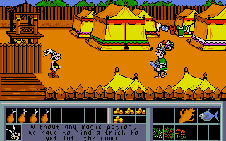 Thumbnail of other screenshot of Asterix and Operation Getafix