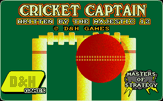 Thumbnail of other screenshot of Cricket Captain