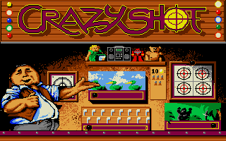 Thumbnail of other screenshot of Crazy Shot