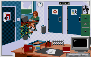 Screenshot of Espana - The Games '92