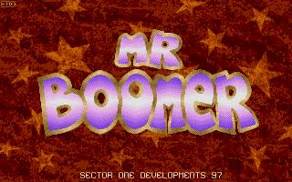 Screenshot of Mr Boomer