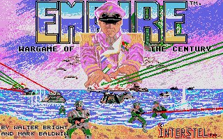 Thumbnail of other screenshot of Empire - Wargame of the Century