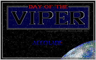 Screenshot of Day of the Viper