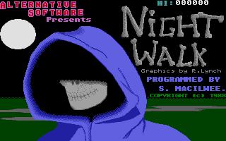 Thumbnail of other screenshot of Night Walk