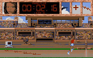 Screenshot of Espana - The Games '92