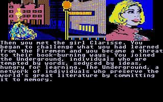 Thumbnail of other screenshot of Fahrenheit 451