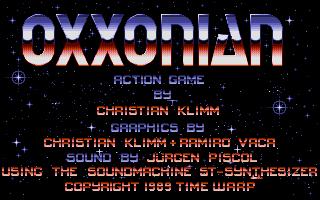 Screenshot of Oxxonian