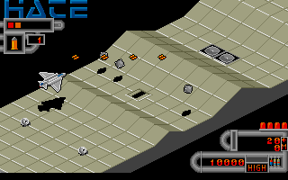 Screenshot of H.A.T.E