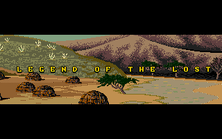 Screenshot of Legend of the Lost
