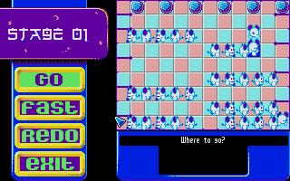Screenshot of Chu Chu Rocket