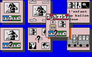 Screenshot of Petit Lecteur, Le