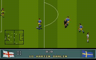 Thumbnail of other screenshot of John Barnes European Football