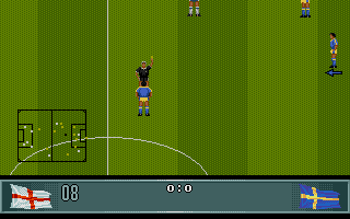 Screenshot of John Barnes European Football