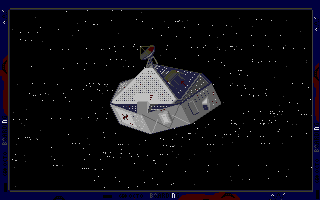 Screenshot of Alien Fires 2199 AD