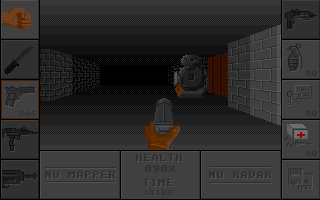 Screenshot of Destruction Imminent