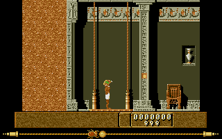 Screenshot of Eye of Horus