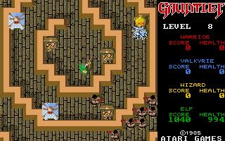 Screenshot of Gauntlet