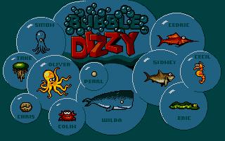 Screenshot of Bubble Dizzy