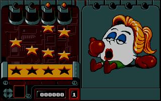 Screenshot of Dizzy Panic