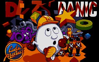 Thumbnail of other screenshot of Dizzy Panic