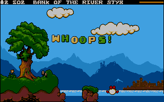 Screenshot of Prince of the Yolkfolk