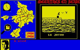 Thumbnail of other screenshot of Meurtres En Serie