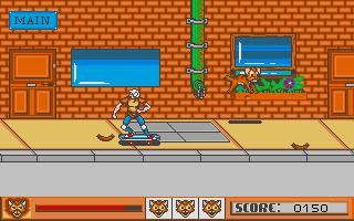 Screenshot of Oliver & Company