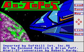 Screenshot of Oo-topos