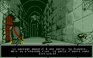 Screenshot of Le Labyrinthe D'Orthophus