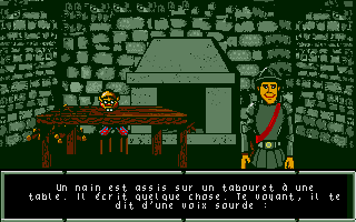 Screenshot of Le Labyrinthe D'Orthophus
