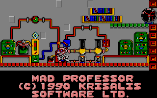 Thumbnail of other screenshot of Mad Professor  Mariarti