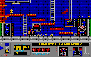 Screenshot of Mad Professor  Mariarti