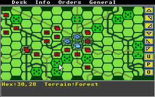 Screenshot of Red Lightning