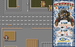 Screenshot of Scramble Spirits